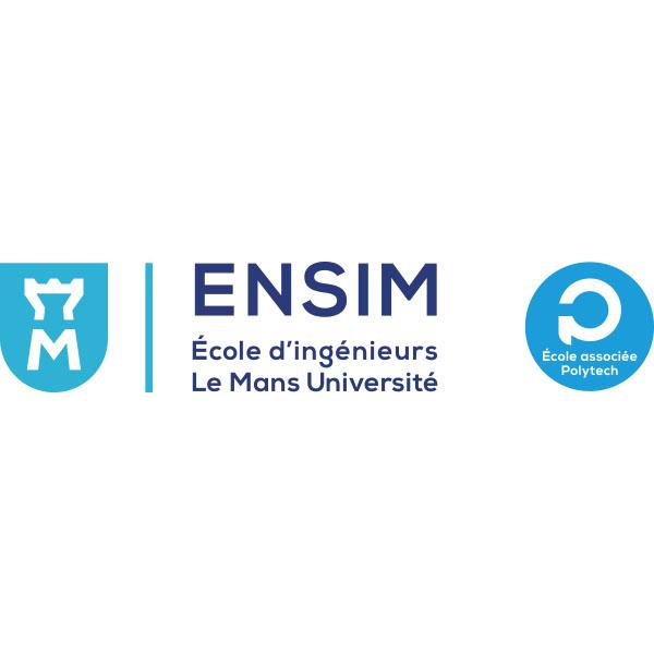 Logo ENSIM Le Mans