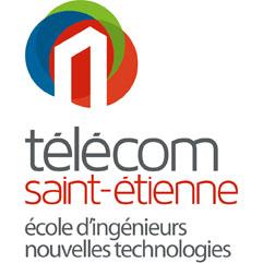 Nouveau logo Télécom Saint Etienne