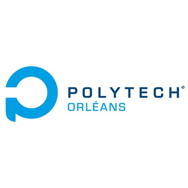 Logo Polytech Orléans