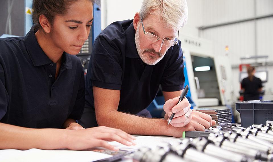 Choisir l'apprentissage pour devenir ingénieur