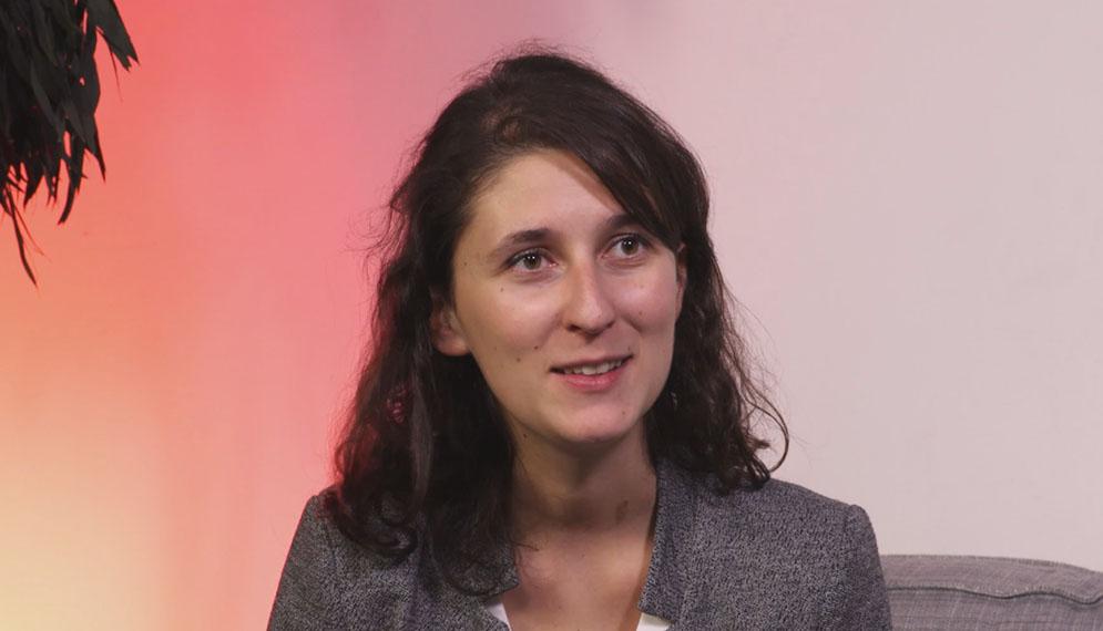 Témoignage de Katelyne femme ingénieure qui a intégré Télécom Saint-Etienne via le concours Geipi Polytech