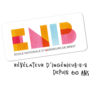 Logo ENIB Brest