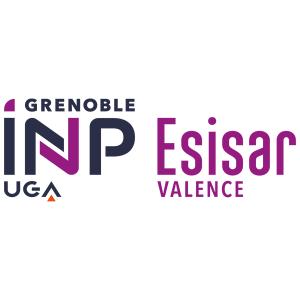 Logo Grenoble INP Esisar Valence