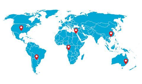 Candidats au concours Geipi Polytech résidant à l'étranger