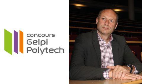 Interview de Fabrice GUERIN Président du concours Geipi Polytech